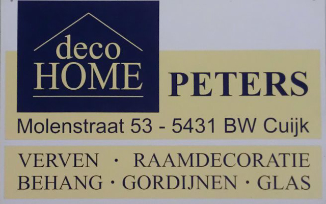 Deco Home Peters